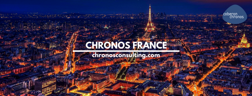 Photo of Paris promoting recruitment in Paris and HR services provided by Chronos Consulting.